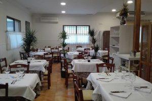 restaurante casa antonio polígono quintanar