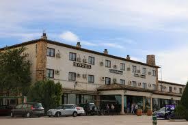 hotel castellano quintanar de la orden