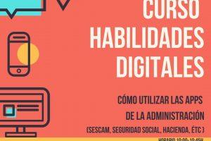 formación virtual habilidades digitales apps